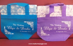 Tas Furing The Wedding Kutoarjo