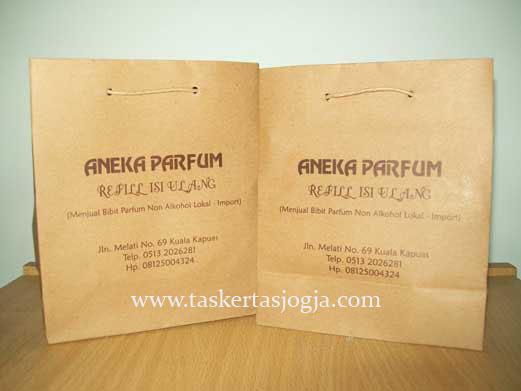 Tas Kertas Murah Aneka Parfums Kuala Kapuas