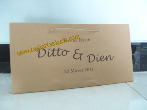Tas Kertas Murah Ditto &amp; Dien Jogja