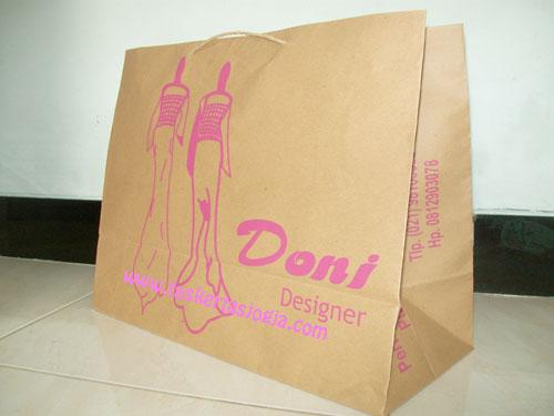 Tas Kertas Murah Doni Designer Jakarta