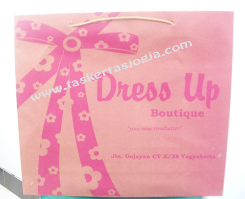 Tas Kertas Murah Dress Up Jogja