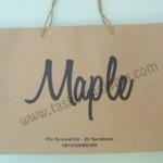 Tas Kertas Murah Maple Surabaya