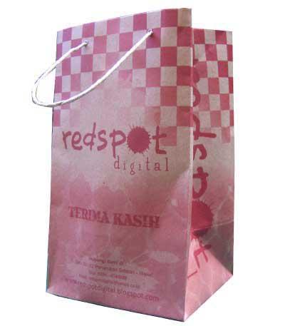 Tas Kertas Murah Redspot Yogyakarta
