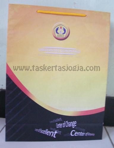 Tas Kertas Murah Universitas Gorontalo