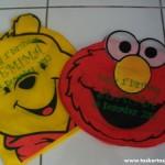 Tas Ulang Tahun Jemima di Yogyakarta