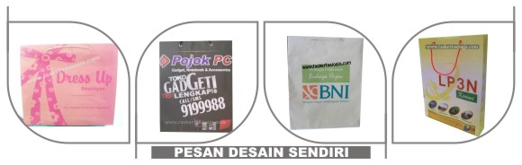 cetak shopping bag murah