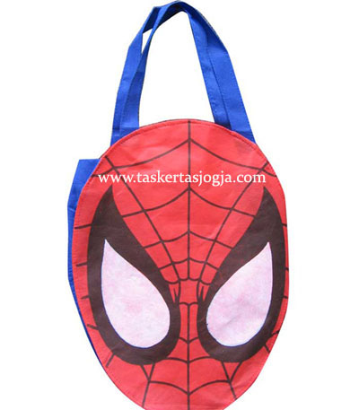goody bag spiderman