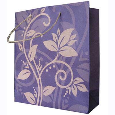 tas kertas bunga ungu 62